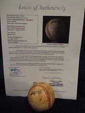 George Steinbrenner & Billy Martin Autographed ONL (Giamatti) Baseball – JSA LOA