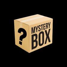 Mystery box - electronics, clothing, games, dvds, household and more