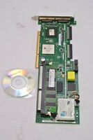 Adaptec 2 Channel SCSI Raid  Controller PCI-X 128MB w Bat ASR-3225S-128MB