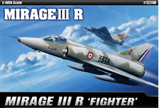 Academy 1/48 12248 MIRAGE III R FIGHTER Model Kit