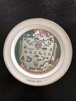 Lakeside, Ohio Plate Sesquicentennial 1803-1953 Presidents