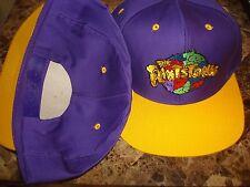 FLINTSTONES CARTOON    90'S HAT CAP VINTAGE SNAPBACK
