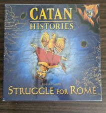 Catan Histories Struggle For Rome Board Game  Brand New and sealed !!!