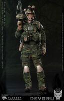 FLAGSET FS-73020 US Seals Six Team DEVGRU Jungle Dagger Action 1/6 FIGURE
