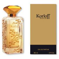 Korloff Gold Perfume by Korloff, 3 oz EDP Spray for Women NEW