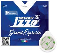 1200 CIALDE ESE 44 MM FILTRO CARTA CAFFE IZZO MISCELA GRAND ESPRESSO