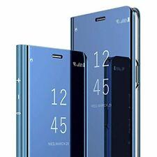 AICase Funda para Samsung Galaxy S8 Plus,Samsung Clear View Cover Flip Cover Car