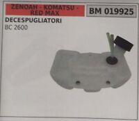 SERBATOIO MISCELA carburante DECESPUGLIATORE ZENOAH KOMATSU RED MAX BC 2600