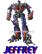Transformers Optimus Prime Personalized T Shirt Party Favor Birthday Gift