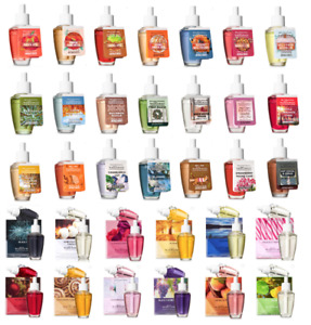 Wallflowers Bath and Body Works Refill 2 Pack or Single New Big Selection Scents
