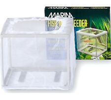 FISH NET BREEDER - (16.5 x 13 x 13cm) - Marina Aqua Hatchery Tank bp Pet Hatcher