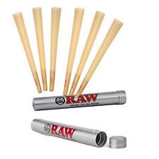 RAW 98 SPECIAL  CONES 50  COUNT + 2 RAW ALUMINUM  TUBES