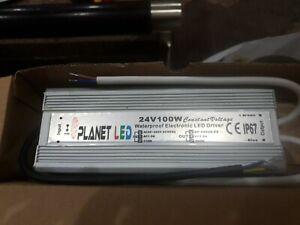 DC24V 100wIP67 Waterproof LED Driver High Power Supply Transformer for Strip PSU