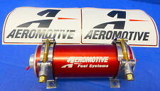 Aeromotive 11106  Electric External Fuel Pump EFI or Carbureted In ORB-8 ORB-6