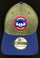 NEW ERA MLB Chicago Cubs Clubhouse Flex Cap 39Thirty Small-Medium