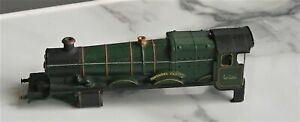 "Triang TT gauge ""Tintagel Castle"" locomotive body."