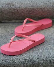Havaianas Women Flip Flops Slim Flatform Top Fashion Casual Beach 4000029-7600