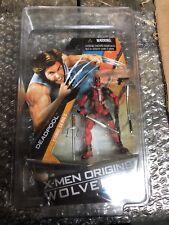 Marvel Universe DEADPOOL X-Men Origins Wolverine Comic Series Figure clear case