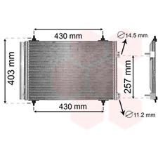 Kondensator Klimaanlage - van Wezel 09005231
