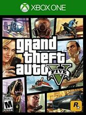 XBOX ONE XB1 VIDEO GAME GRAND THEFT AUTO V GTA BRAND NEW AND SEALED