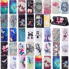 For Xiaomi Redmi 5 Plus Note 4 4X 5A Leather Wallet Card Holder Phone Case Cover