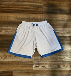 Kentucky Wildcats Elite Basketball New UK Team Athletic Shorts White Team Shorts