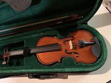 violino 1/8 Soundsation In Perfette Condizioni. Misure 44/26 Cm