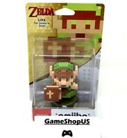 Nintendo 8-bit Link Amiibo for The Legend of Zelda Switch Wii U 3DS  - USA