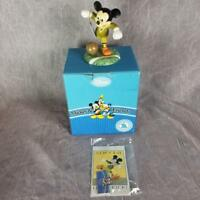 HOT SHOT Disney Mickey Mouse Figure Soccer Its a Kick Ball Cleats Uniform 5""
