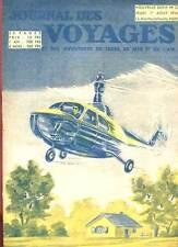 REVUE JOURNAL DES VOYAGES N°23. 1946.