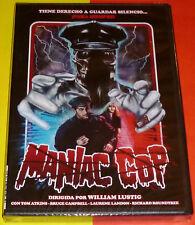 MANIAC COP - English Español DVD R2 - Precintada