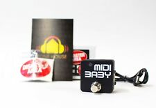 Disaster Area Designs Midi Baby Tiny Programmable Midi Controller - Black - New