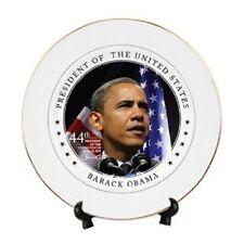 5001-President Obama Ceramic 8 Inch Plate Wholesale Lot Case Money Maker Buy Now