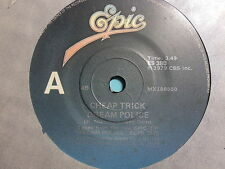 "Cheap Trick ""Dream Police"" Classic Hit Oz 7"""