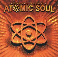 Russell Allen - Atomic Soul - CD NEU - Voodoo Hand - Angel - Russel Alen