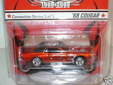 HOT WHEEL 17th ANNUAL COLLECTOR'S CONVENTION `68 COUGAR