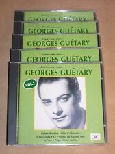 LOT 5 CD GEORGES GUETARY / RENDEZ VOUS AVEC / RARE / TRES BON ETAT