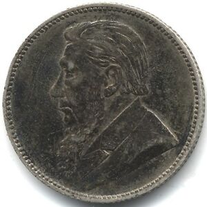 1894 South Africa Silver One Shilling | World Coins | Pennies2Pounds