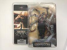 Mcfarlane Toys Clive Barker Tortured Souls ZAIN Action Figure NIP 2002