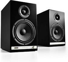 Audioengine HD6 Wireless Powered Speakers SATIN BLACK