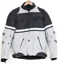 Screaming Eagle Padded Motorcycle Racing Jacket S Reissa Cordura Scotchlite 3M
