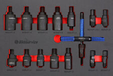 Bikeservice Tools Flywheel Puller tool set