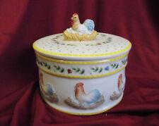 Villeroy & Boch Spring Awakening große Dose Henne Eier