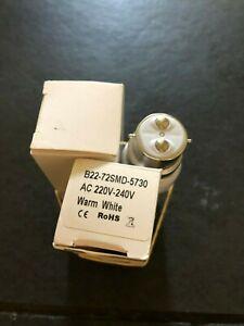 3 x E27 Cool white 25W LED Corn Light Bulb Lamp Spotlight 5730 SMD 220V UK