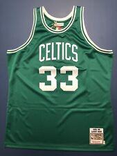 mitchell & ness NBA AUTHENTIC Hardwood Classics jersey Boston Celtics Larry Bird