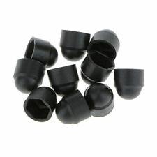 12mm NERO a cupola in plastica dado bullone COVER CAPS 19mm Spanner dimensione-PK 20 M12