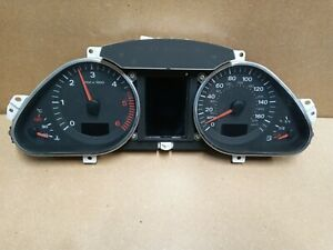 Audi A6 C6 Horloges Ensemble Instrument Speedo 4F0920951