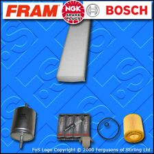 SERVICE KIT for FORD MONDEO MK3 1.8 16V PETROL OIL FUEL CABIN FILTER PLUGS 00-02
