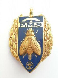 Insigne Militaire  P.M.S  Ref56371