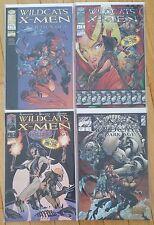 IMAGE COMICS WILDCATS X-MEN GOLDEN SILVER MODERN DARK AGE ALL ISSUES #1